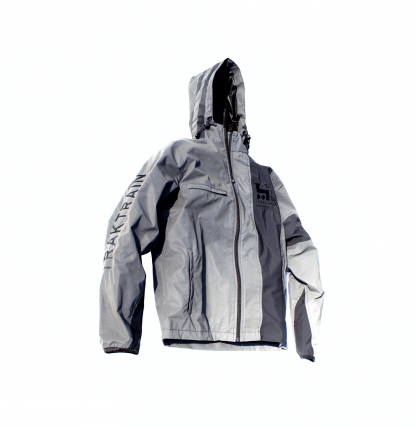Front view of TRAKTRAIN | Reflective Jacket
