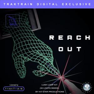 "Hit Star Productions presents Traktrain Futuristic Loop KIt (50 Loops) ""Reach Out"""