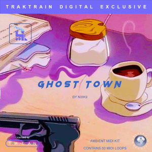 Love making beats similar to Lil Uzi Vert, Drake, Gunna and more? Then the Ghost Town MIDI Kit will give you a great headstart on creating your next track!