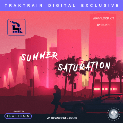 A modern blend of trap and old school funk this kit contains a wide range of melodic loops perfect for a many genres such as trap, hip hop and lo-fi.