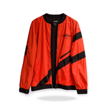 Front view for RESURGENCE® + TRAKTRAIN | Light Jacket