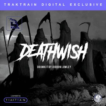 "Jordon Lumley presents ""Death Wish"" Ultimate Drum Kit"