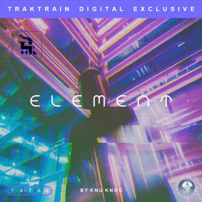 "Knu Knoc presents Traktrain Loop Kit ""Element"" (50 Loops)"