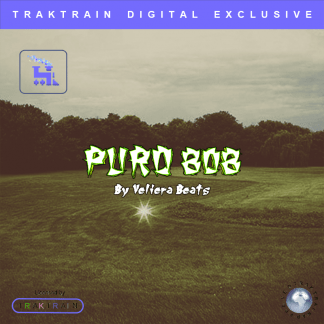 "Veliera Beats presents Traktrain MIDI-Kit ""Puro 808"" (50 Loops)"