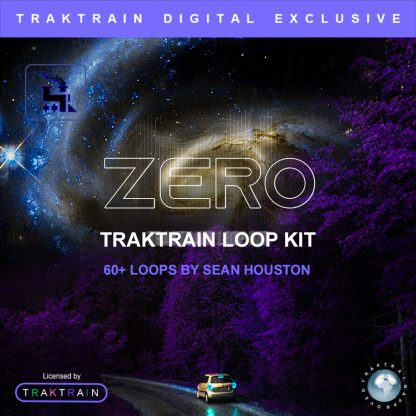 "Cover for Traktrain Loop Kit ""Zero"" (60+ Loops) by Sean Houston"