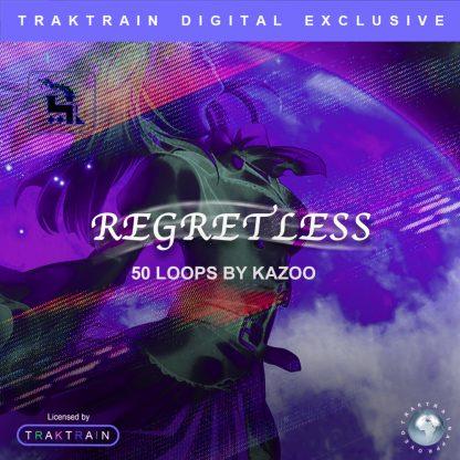 """Cover for Traktrain Loop Kit """"Regretless"""" (50 Loops) by kazoo!"""