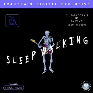 Traktrain Guitar Loops Traktrain Guitar Loops – Sleepwalking (Over 50 Loops) by LOWTOW – Sleepwalking (Over 50 Loops)