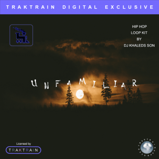 "DJ Khaled's Son presents Traktrain Hip Hop Essentials ""Unfamiliar"" Loop Kit"