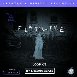 Sredna Beats presents Traktrain Dark Ambient Loop Kit - Flatline (50 Loops)
