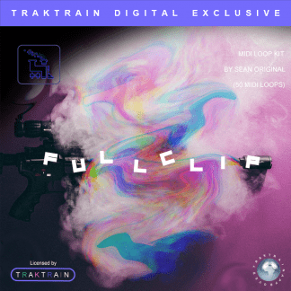 "Sean Original presents Traktrain Soulful Hip-Hop MIDI Kit (50 MIDI Files) ""Fullclip"""
