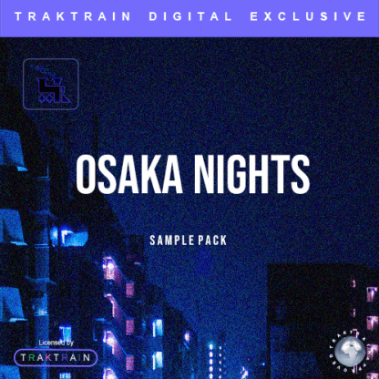 "Jordon Lumley presents ""Osaka Nights"" Sample Pack"
