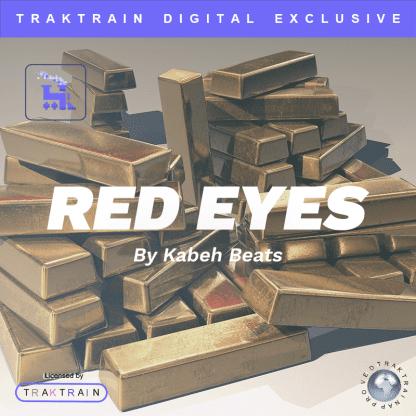 "Kabeh Beats presents Traktrain MIDI-Kit ""Red Eyes"" (30 Loops)"