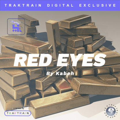 "Kabeh Beats presents Traktrain MIDI-Kit ""Red Eyes"" (30 Loops)"