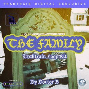 "Doctor B presents Traktrain Loop Kit ""The Family"" (30 Loops)"