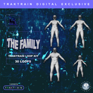 "Doctor B presents Traktrain Loop Kit ""The Family"" (30 Loops)"