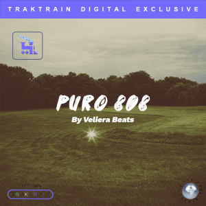 "Veliera Beats presents Traktrain MIDI-Kit ""Puro 808"" (50 Loops)"