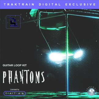"Kaspa presents Guitar Loop Kit ""Phantoms"" (36 Loops)"