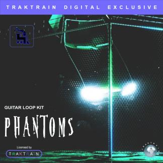 """Kaspa presents Guitar Loop Kit """"Phantoms"""" (36 Loops)"""