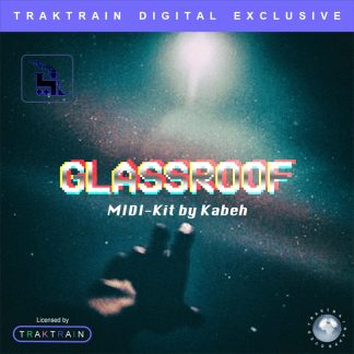 "Kabeh presents Traktrain MIDI-Kit ""Glassroof"" (Over 50 MIDIs)"