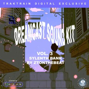 "Cover for Traktrain Preset Kit ""Dream Cast Vol. 3"" (Sylenth1) by ZTOnTheBeat"