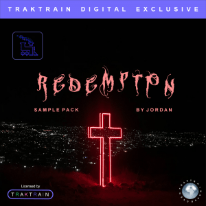 "Cover for ""Redemption"" 50 Sample Pack by Jordan"