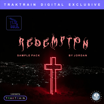 """Cover for """"Redemption"""" 50 Sample Pack by Jordan"""