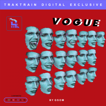 "Cover for ""Vogue"" 50 Sample Pack by GSOM"