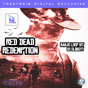 """Cover for """"Red Dead Redemption"""" Banjo Loop Kit (60+ Loops) by oldboyy"""