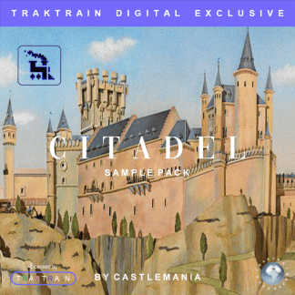 Cover for Citadel Sample Pack (50) by CASTLEMANIA