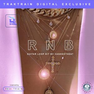 """Cover for """"RnB"""" Guitar Loop Kit (75+ Loops) by CashGotHeat"""