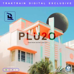 "Cover for ""Plu2o"" Traktrain Guitar Loop Kit"