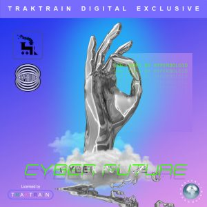 """Cover for """"Cyber Future"""" Loop Kit (190 Loops) by Hyperboloid"""