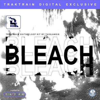 """Cover for """"Bleach"""" Guitar Loop Kit (50 Loops) by thislandis"""