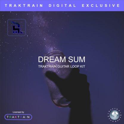 Cover for «Dream Sum» Traktrain Guitar Loop Kit