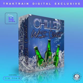Cover for Chilled West Coast Sample Pack (339 Samples) by Lazy Rida Beats