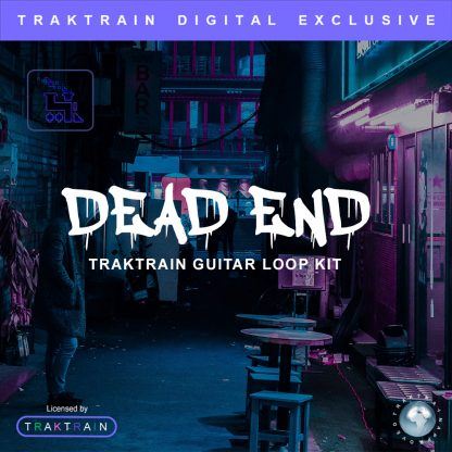 Cover for Dead End Traktrain Guitar Loop Kit