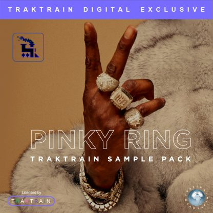 Cover for Pinky Ring Traktrain Sample Pack