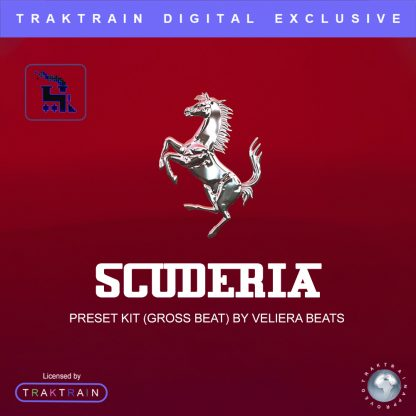Cover for Scuderia Preset Kit (Gross Beat) by Veliera Beats