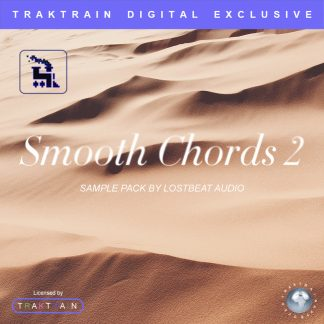 Cover for Smooth Chords 2 Sample Pack by Lostbeat Audio