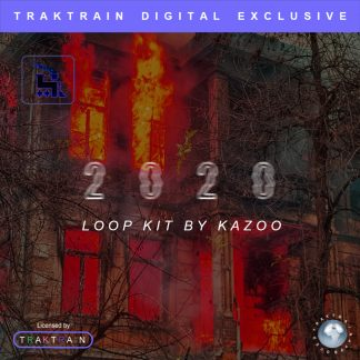Cover for 2O2O Loop Kit by Kazoo