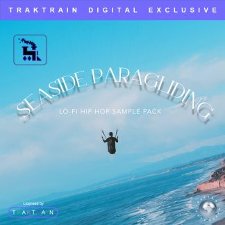 Cover for Seaside Paragliding Lo-Fi Hip Hop