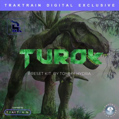 Artwork for Turok Preset Kit (Gross Beat) by Tommy Hydra